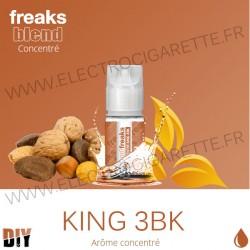 King 3BK - Freaks - 30 ml - Arôme concentré DiY