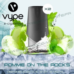 Cartouche Pod Vype ePen 3 Pomme on the rocks - Vuse (ex Vype)