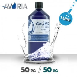 Base 1L - 0mg - Avoria - 50% PG / 50% VG