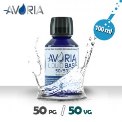Base 100ml - 0mg - Avoria - 50% PG / 50% VG