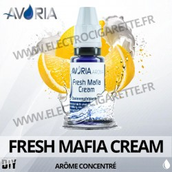Fresh Mafia Cream - Avoria - 12 ml - Arôme concentré DiY