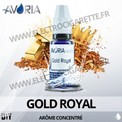 Gold Royal - Avoria - 12 ml - Arôme concentré DiY