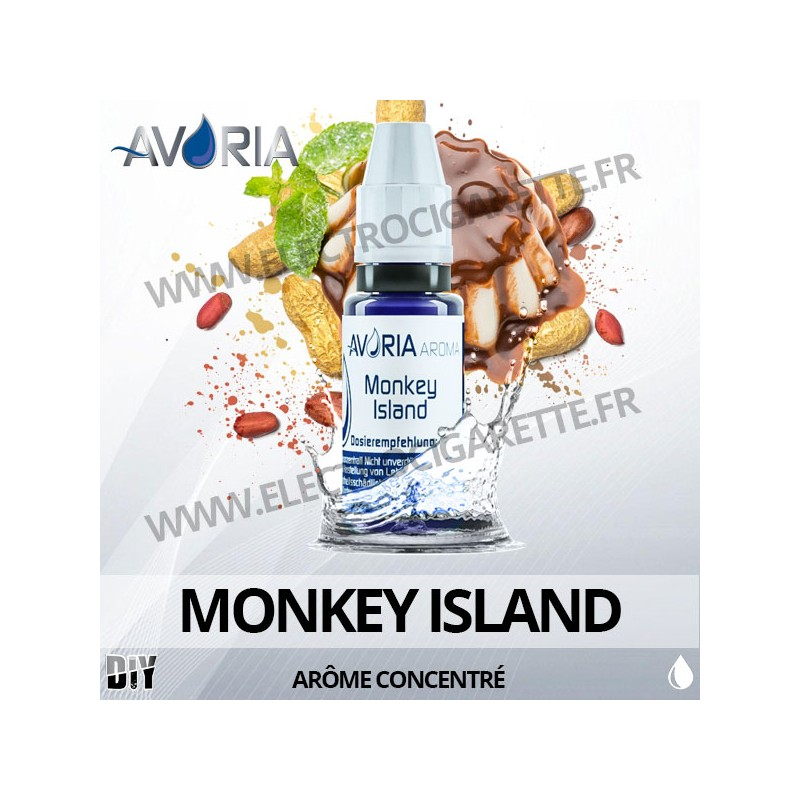 Monkey Island - Avoria - 12 ml - Arôme concentré DiY