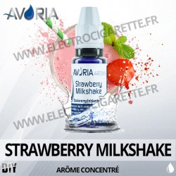 Strawberry Milkshake - Avoria - 12 ml - Arôme concentré DiY