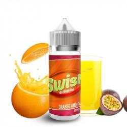 Orange and Passion - Swish - ZHC 100ml