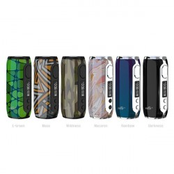 Box iStick Rim 80W - Eleaf - Couleurs