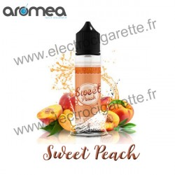 Sweet Peach - Candy Shop - Aromea - ZHC 50 ml