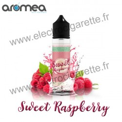 Sweet Raspberry - Candy Shop - Aromea - ZHC 50 ml