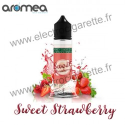 Sweet Strawberry - Candy Shop - Aromea - ZHC 50 ml