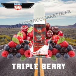 Triple Berry - Riders Juice - ZHC 50ml