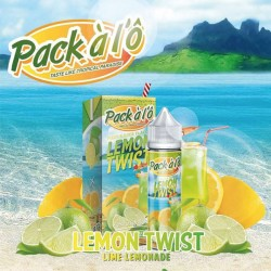 Lemon Twist - Pack à l'Ô - ZHC 50ml