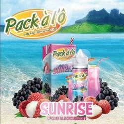 Sunrise Lychee - Pack à l'Ô - ZHC 50ml