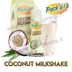 Coconut Milkshake - Brewed to Perfection - Pack à l'Ô - ZHC 50ml