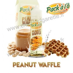 Peanut Waffle - Brewed to Perfection - Pack à l'Ô - ZHC 50ml