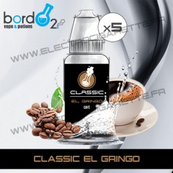 Pack de 5 x Classic El Gringo - Basic - Bordo2