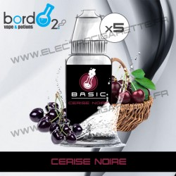 Pack de 5 x Cerise Noire - Basic - Bordo2