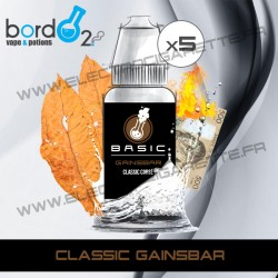 Pack de 5 x Classic Gainsbar - Basic - Bordo2
