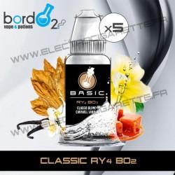 Pack de 5 x Classic Ry4 Bo2 - Basic - Bordo2