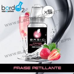 Pack de 5 x Fraise Pétillante - Basic - Bordo2