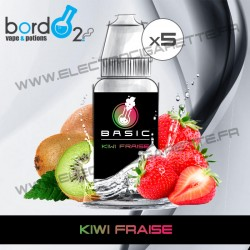 Pack de 5 x Kiwi Fraise - Basic - Bordo2