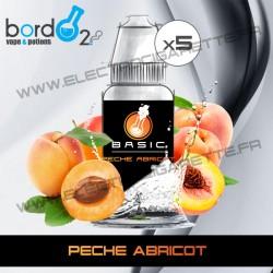 Pack de 5 x Pêche Abricot - Basic - Bordo2