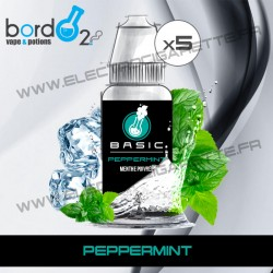 Pack de 5 x Pepper Mint - Basic - Bordo2
