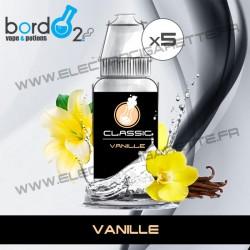 Pack de 5 x Vanille - Basic - Bordo2