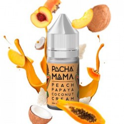 Concentré Peach Papaya Coconut Cream - Pachamama - Aromea