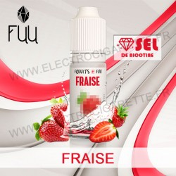 Fraise - Fruuits - The Fuu - 10 ml