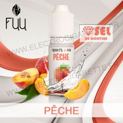 Pêche - Fruuits - The Fuu - 10 ml