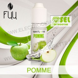 Pomme - Fruuits - The Fuu - 10 ml