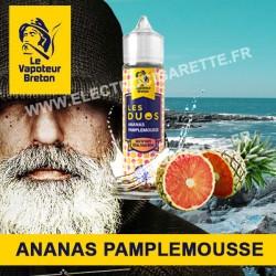 Ananas Pamplemousse - Les Duos - Le Vapoteur Breton - ZHC - 50 ml