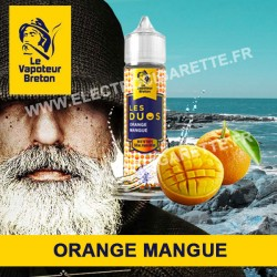 Orange Mangue - Les Duos - Le Vapoteur Breton - ZHC - 50 ml