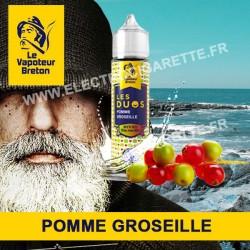 Pomme Groseille - Les Duos - Le Vapoteur Breton - ZHC - 50 ml