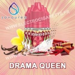 Pack 5 flacons Drama Queen - Hyster-X - Savourea - 10 ml