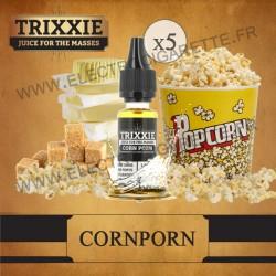 Pack de 5 x CornPorn - Trixxie - 10 ml