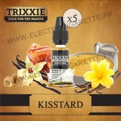 Pack de 5 x Kisstard - Trixxie - 10 ml