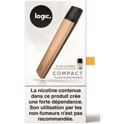 Cigarette électronique Compact OR - Logic Compact