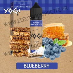 Blueberry - Yogi - ZHC 50ml