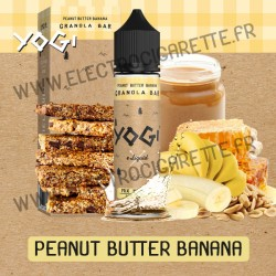 Peanut Butter Banana - Yogi - ZHC 50ml