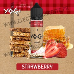 Strawberry - Yogi - ZHC 50ml