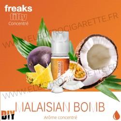 Malaisian Bomb - Freaks - 30 ml - Arôme concentré DiY