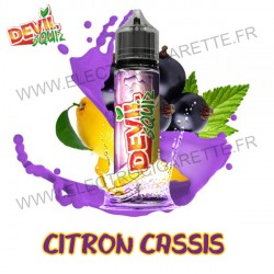Citron Cassis - Devil Squiz - Avap - ZHC 50 ml