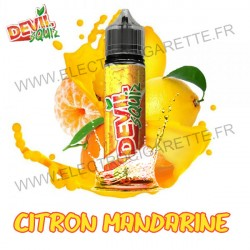 Citron Mandarine - Devil Squiz - Avap - ZHC 50 ml