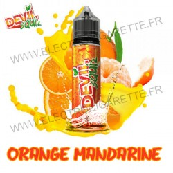 Orange Mandarine - Devil Squiz - Avap - ZHC 50 ml