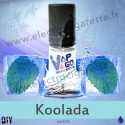 Koolada - Vape&Go - Additif DiY - 10 ml