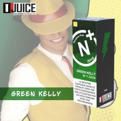 Green Kelly - T-Juice - 10ml - Nicotine Plus - Sel de nicotine