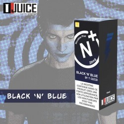 Black N Blue - T-Juice - 10ml - Nicotine Plus - Sel de nicotine