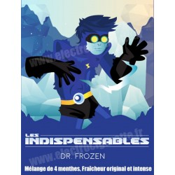 Pack de 5 x Dr Frozen - Les Indispensables - Le French Liquide