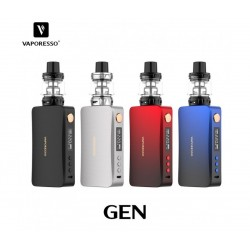 KIT GEN 220W BICOLORE + SKRR-S 8ML VAPORESSO